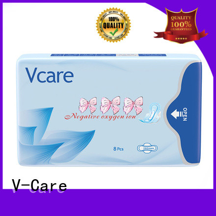 V-Care panty liner with custom services for sale