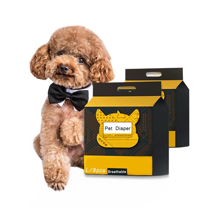 High Quality Custom Disposable Pet Dog Diaper Wholesale