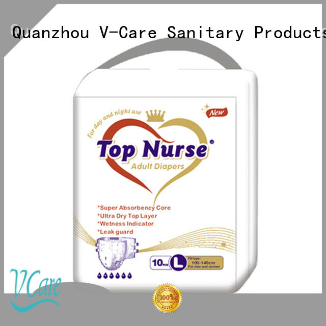 V-Care custom adult diaper suppliers for women
