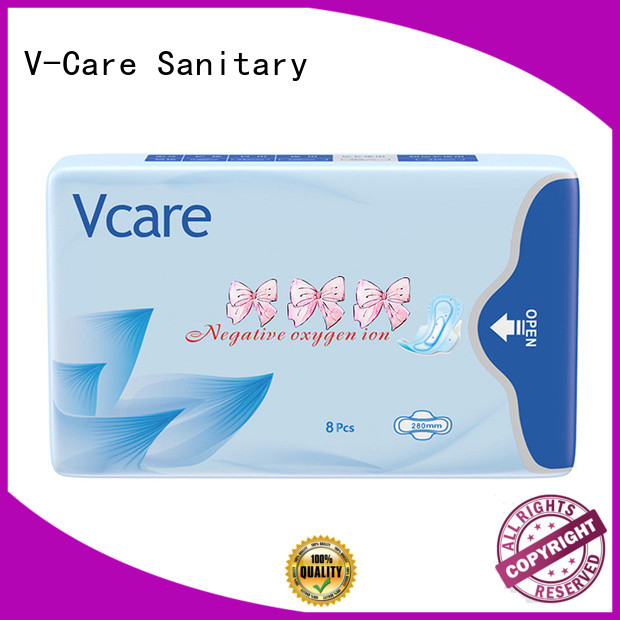 V-Care best sanitary towels with custom services for ladies