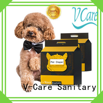 V-Care pet nappies company for pets