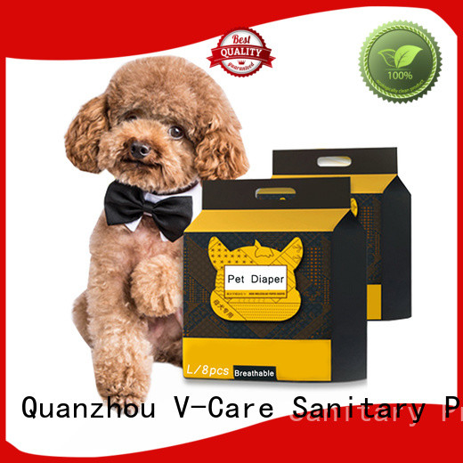 V-Care pet diaper company for sale