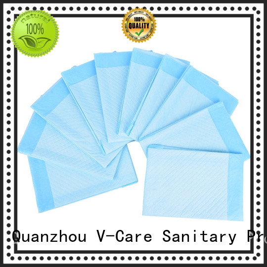 V-Care underpad suppliers for nursing