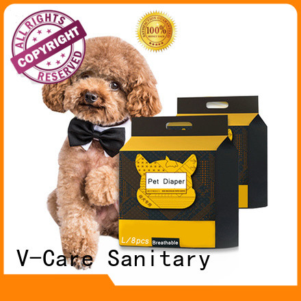 V-Care pet pads supply for pets