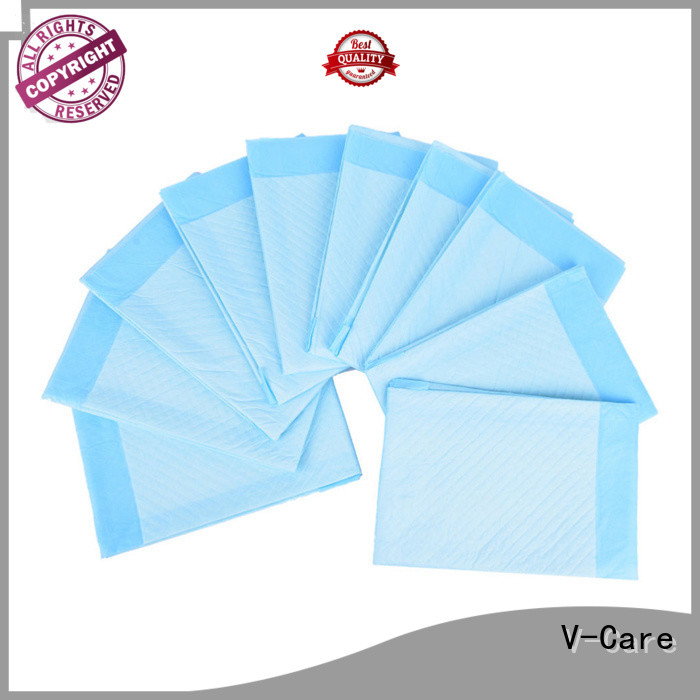 V-Care underpad supply for sale