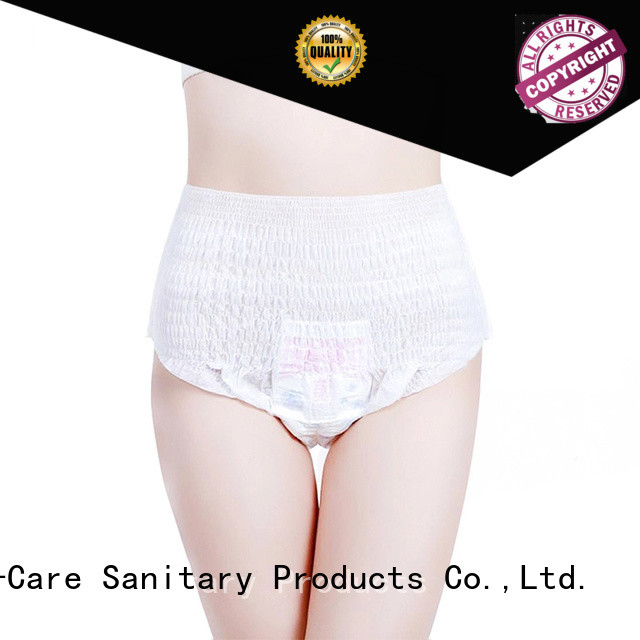 V-Care disposable sanitary pads with custom services for sale