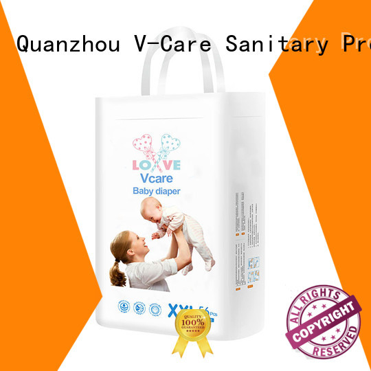 V-Care cheap baby diapers for business for sleeping