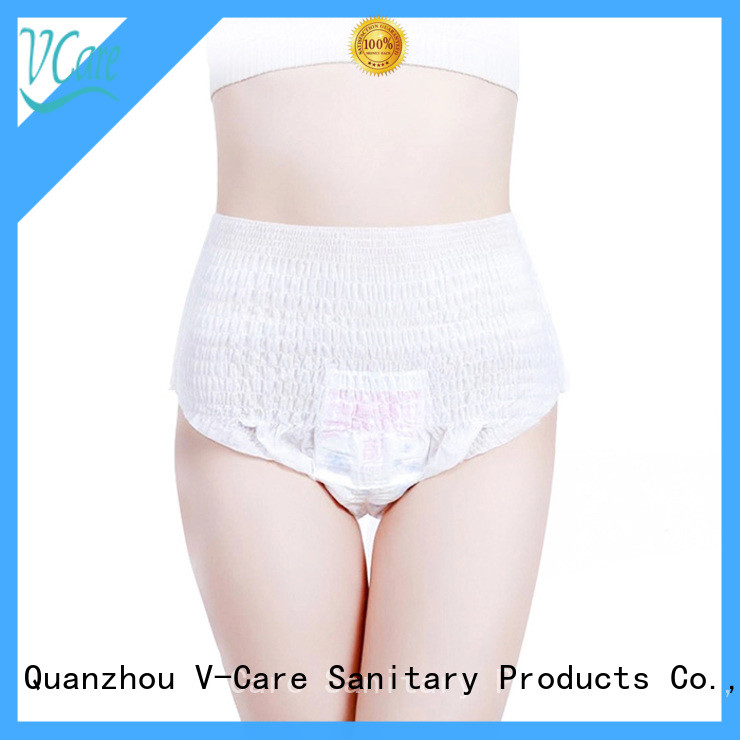 V-Care best sanitary napkin pad factory for women