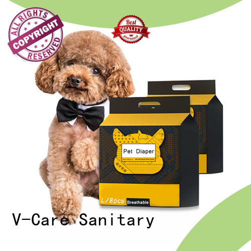 latest diapers for pets factory for pets