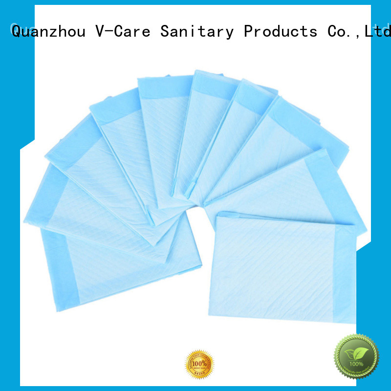 V-Care new underpads wholesale factory for old people