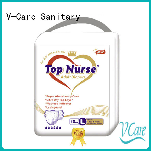 V-Care new adult diapers for business for adult