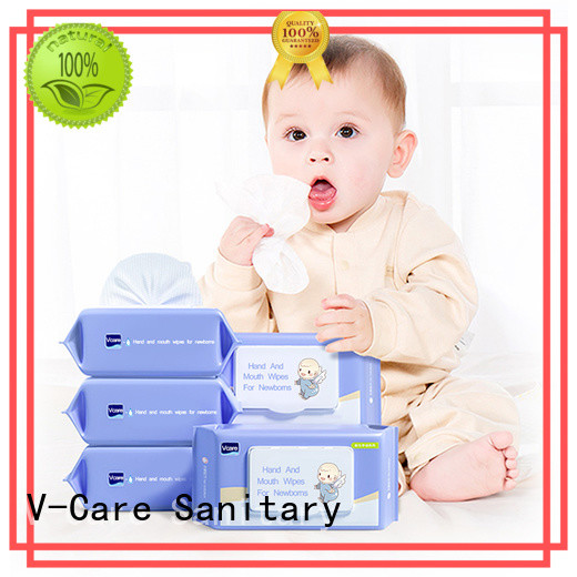 high-quality cleaning wet wipes company for baby