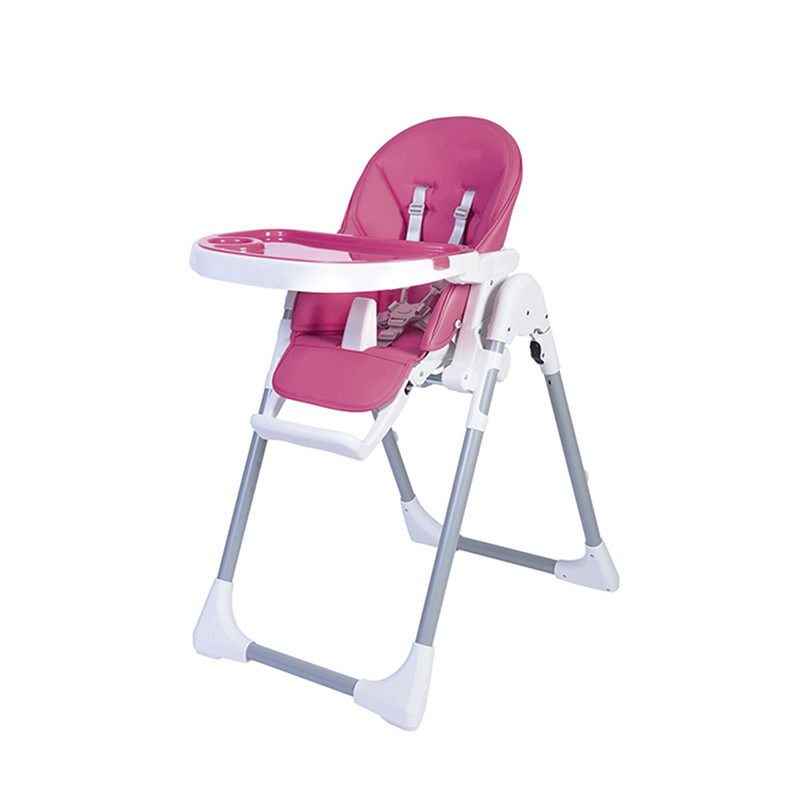 Foldable Portable Baby Booster Feeding High Chair Wholesale