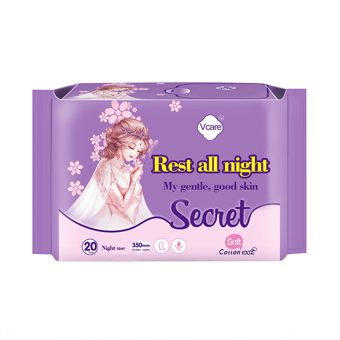 Wholesale Feminine A Grade Ion nice day Sanitary Napkin manufacturer, Organic Cotton Sanitary Pad In Private Label