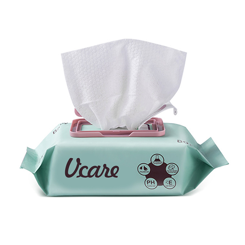 V-Care oem wet tissue paper factory for baby-1