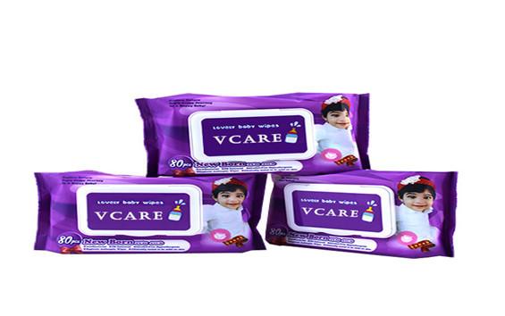 Wholesale Custom Baby Wet Wipes Supply