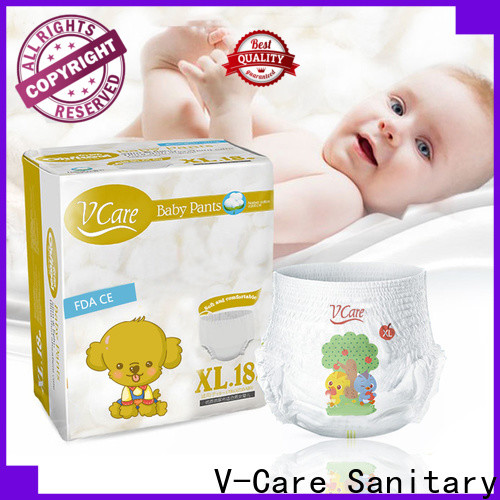 V-Care quality pull up for baby suppliers for business
