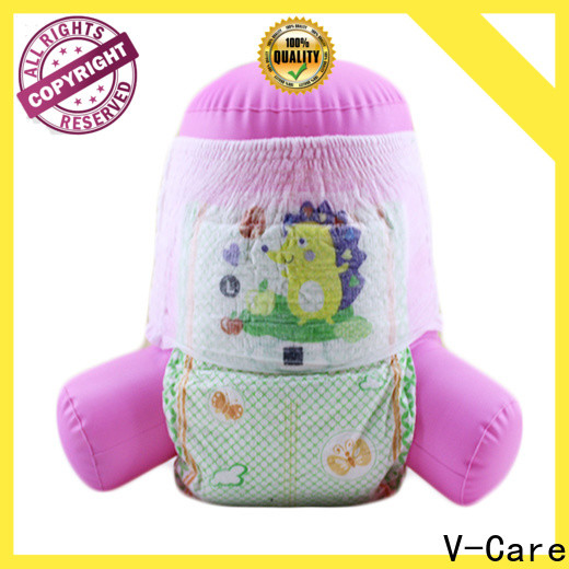 V-Care baby pull ups diapers manufacturers for sale