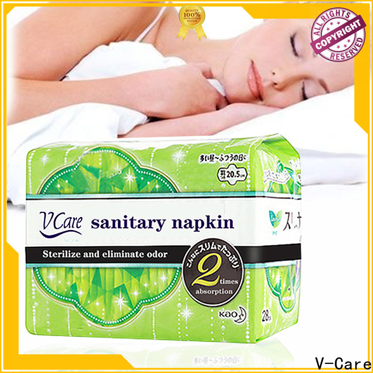 ultra thin new sanitary pads manufacturers for ladies