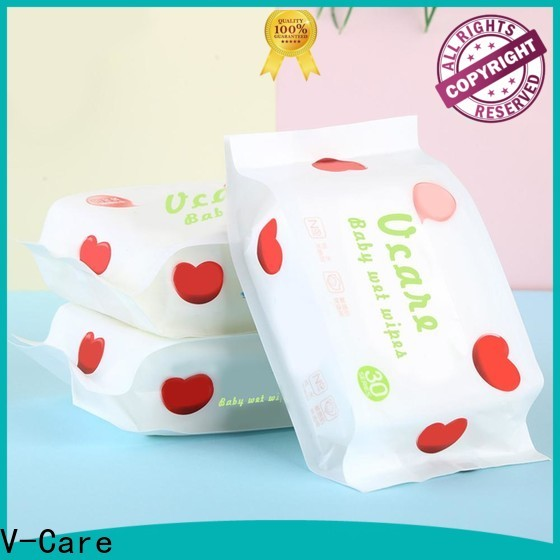 V-Care wipe tissue manufacturers for women