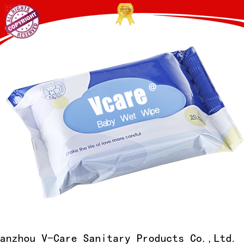 oem wet tissue wipes company for women