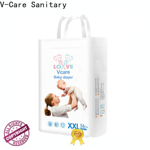 V-Care newborn diapers supply for baby