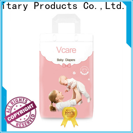 V-Care born baby diaper supply for sleeping