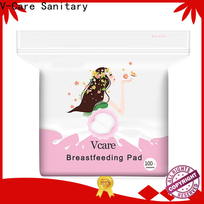 V-Care breast leaking pads supply for sale