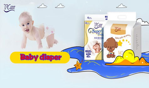 OEM Disposable Baby Diapers Manufacturers In China