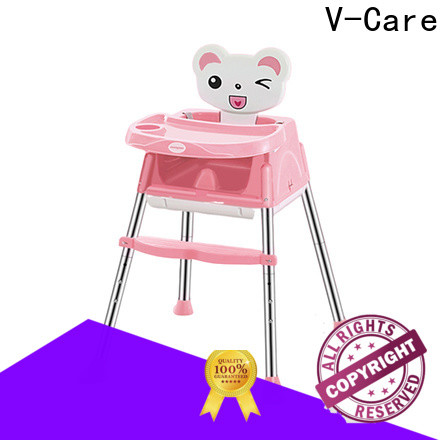 V-Care foldable high end baby high chair for business for travel