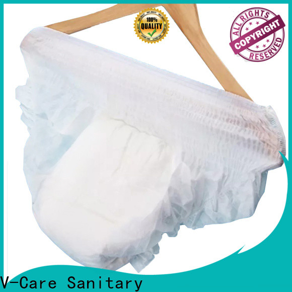 V-Care custom adult pull up diapers supply for sale