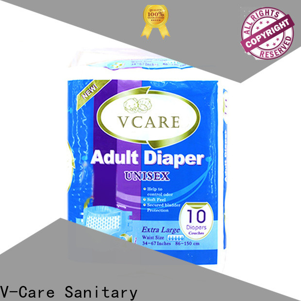 V-Care adults diapers wholesale manufacturers for men