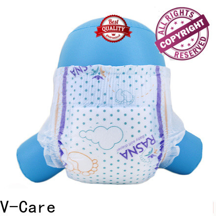 V-Care wholesale new baby diapers for business for sleeping