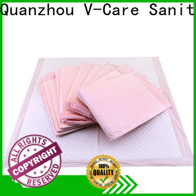 custom top underpads factory for old people