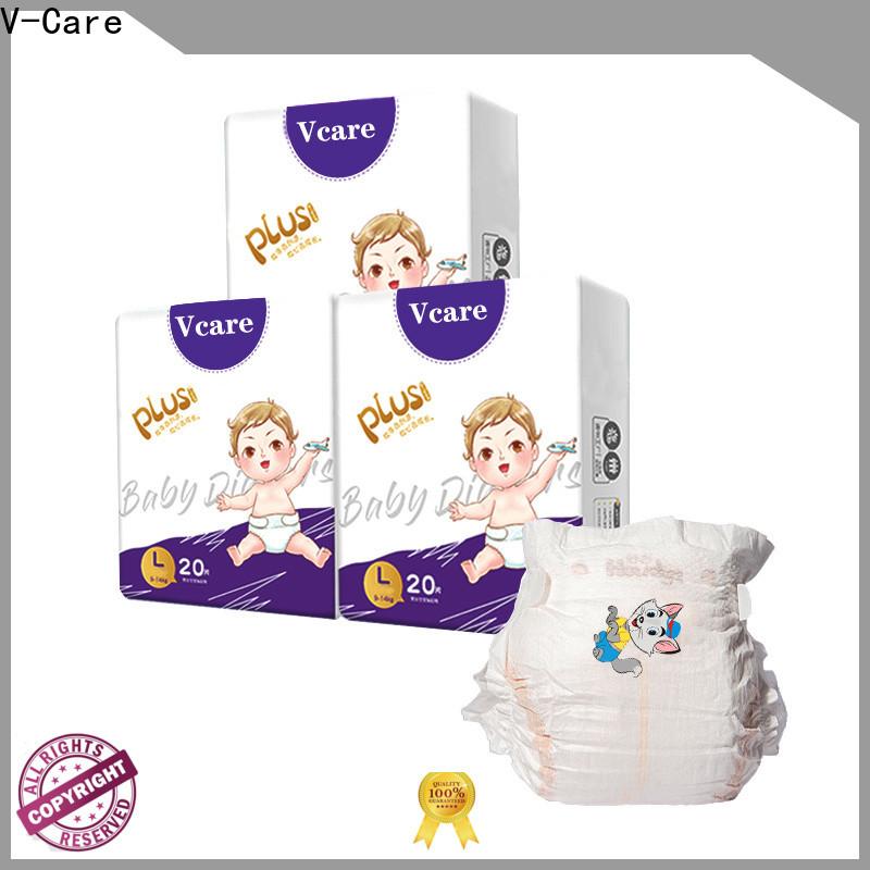 V-Care breathable toddler diaper supply for sleeping