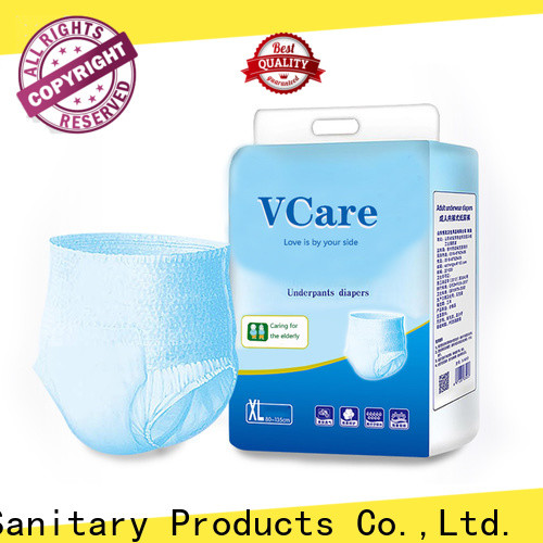 V-Care adult pull up diapers supply for adult