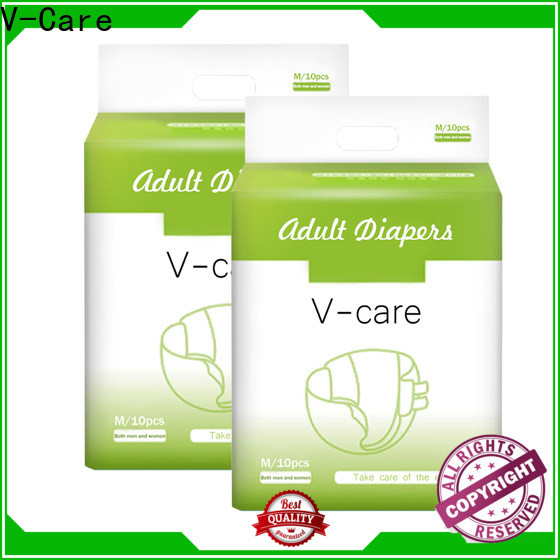 V-Care latest cheap adult diapers company for men