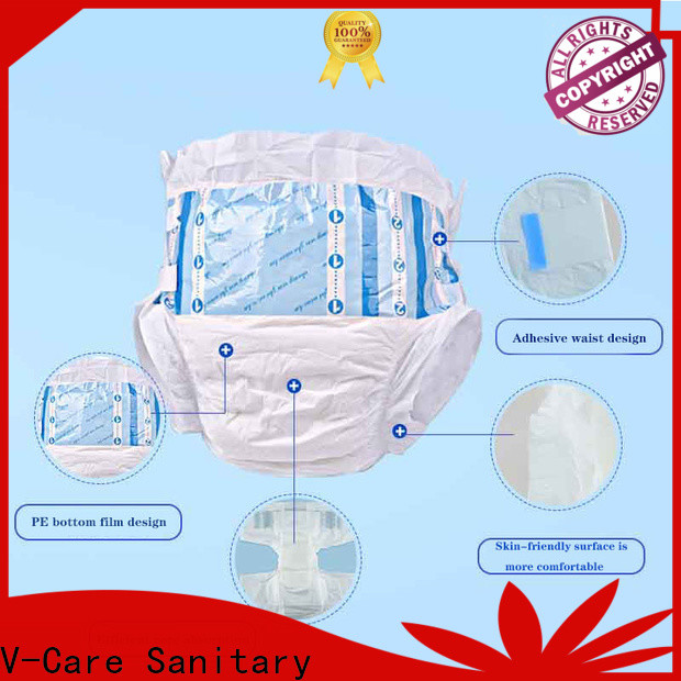 V-Care high-quality best adult nappies factory for adult