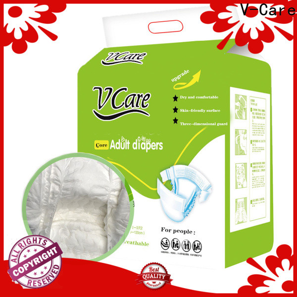 V-Care top rated adult diapers for business for women