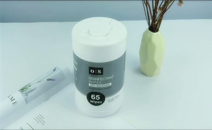 Custom 75% Alcohol Disinfection Wet Wipes Wholesale