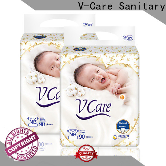 V-Care infant baby diapers supply for sale