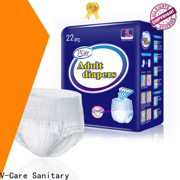 V-Care adult disposable diapers company for women