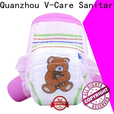 V-Care newborn baby nappies supply for sale