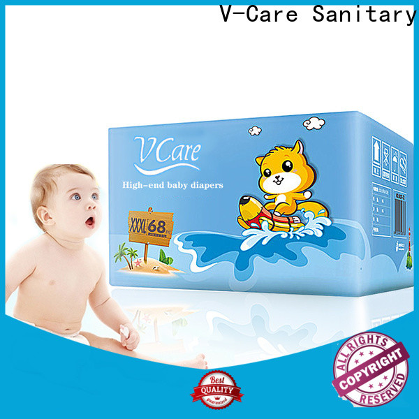 V-Care best baby nappies factory for sleeping