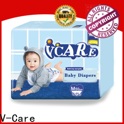 V-Care best infant diapers company for baby