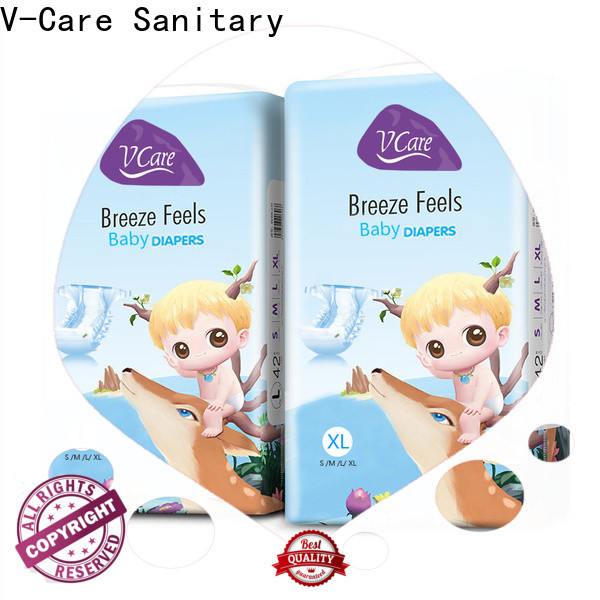 high-quality the best baby diapers supply for children