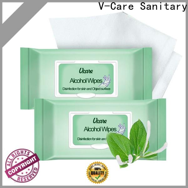 V-Care wet wipes suppliers for men