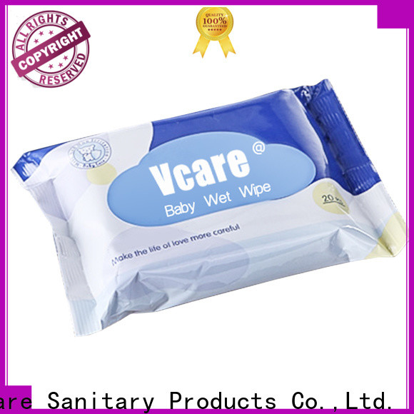 V-Care wet tissue paper manufacturers for women