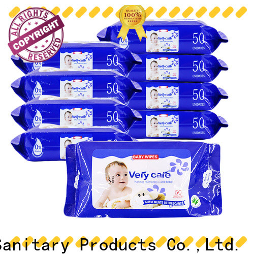 V-Care cleaning wet wipes suppliers for adult