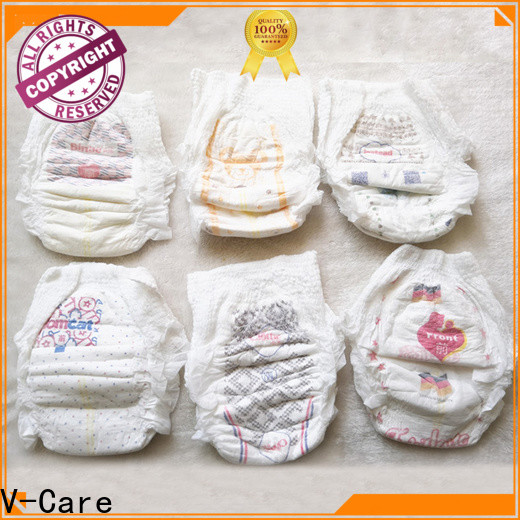 V-Care breathable newborn disposable diapers company for children